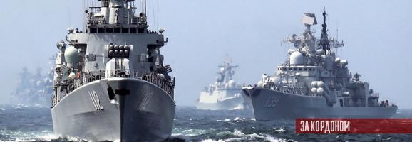 Китайський військовий флот