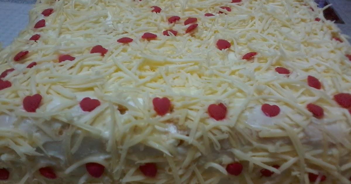 Duniaku: SNOW CHEESE CAKE