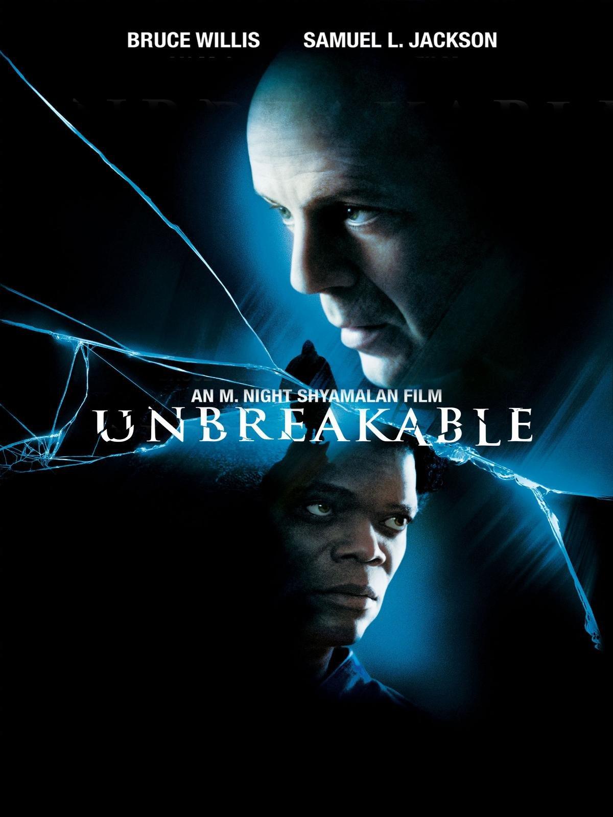 Unbreakable [2000] [DVDR] [NTSC] [Latino]