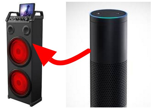 How To Make Your Amazon Echo Play Via Bigger Speakers For Mega Sound Using Bluetooth