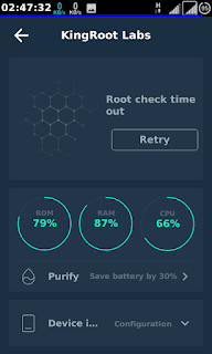 root your android with kingrootroot