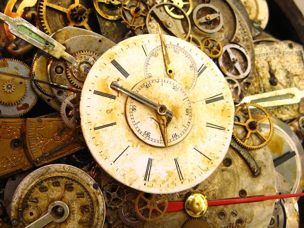 """Ostrożnie z tym po(d)stępem, czyli """"Wehikuł czasu"""" H.G. Wellsa"""