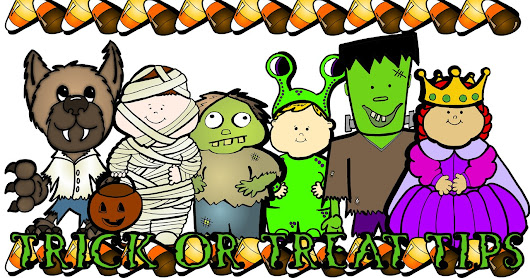 A to Z Tips for a Scare-ific Trick or Treat