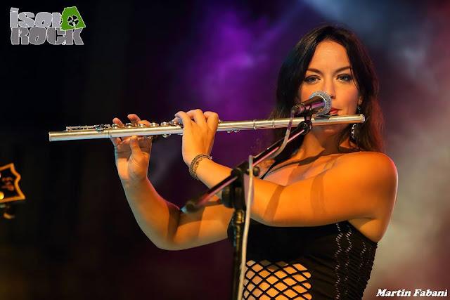 Ladies of Metal: Chiara Brusa (Holy Shire), Ladies of Metal, Chiara Brusa, Holy Shire