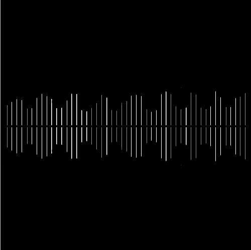 كيف تصمم تأثير طيف الصوت بالفوتوشوب