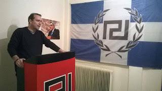 """Ομιλία για το """"Ύψωμα 731"""" στα γραφεία της Χρυσής Αυγής Πιερίας"""