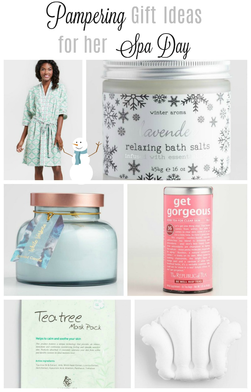 Beautiful Incentives: Pampering gift ideas for her spa day. Plus ...
