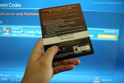 how to download codes for ps4 that you used already