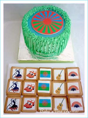 tarta día pueblo gitano