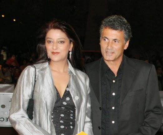 بالصور : هذه هي الزوجة الحقيقية للفنان المغربي يونس ميكري - وصفتي