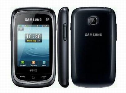 New Samsung Uch Screen Phone