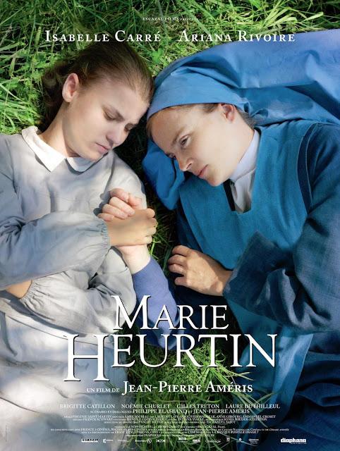 Cartel de la película de la sordociega Marie Heurtin