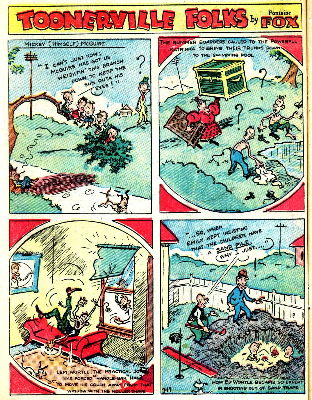 Read online All-American Comics (1939) comic -  Issue #11 - 22