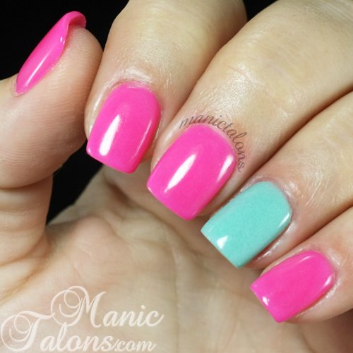 Nail Dipping System: Manic Talons Nail Design: Review: Revel Nail Dip Powders