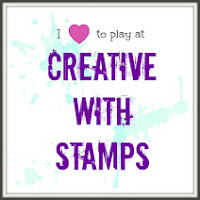 Creative With Stamps Challenge