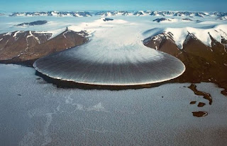 Elephant-Foot Glacier, Greenland