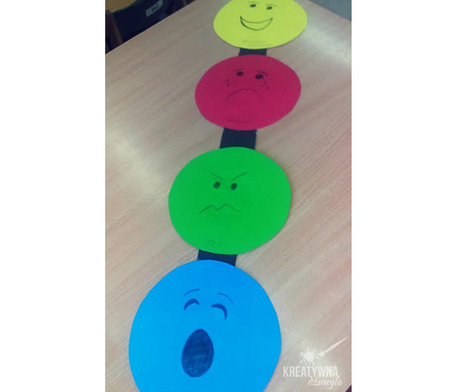 zajęcia o emocjach przedszkole