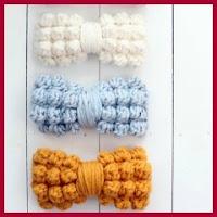 Lazos a crochet