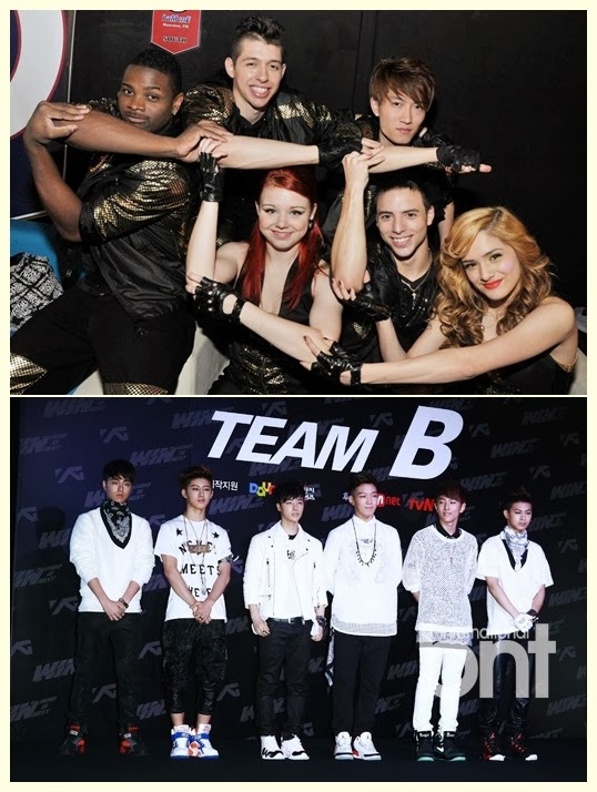 I.aM.mE dance crew claims their choreography was copied by ...