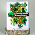 St. Patrick's Day with Rinea Foiled Papers