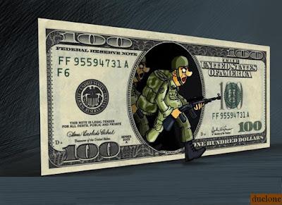Зарплата военнослужащих в армиях мира