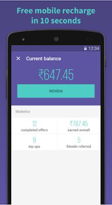 Simkarma Redeem Cash