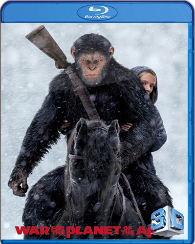 War for the Planet of the Apes [2017] [BD50] [Latino] [3D]