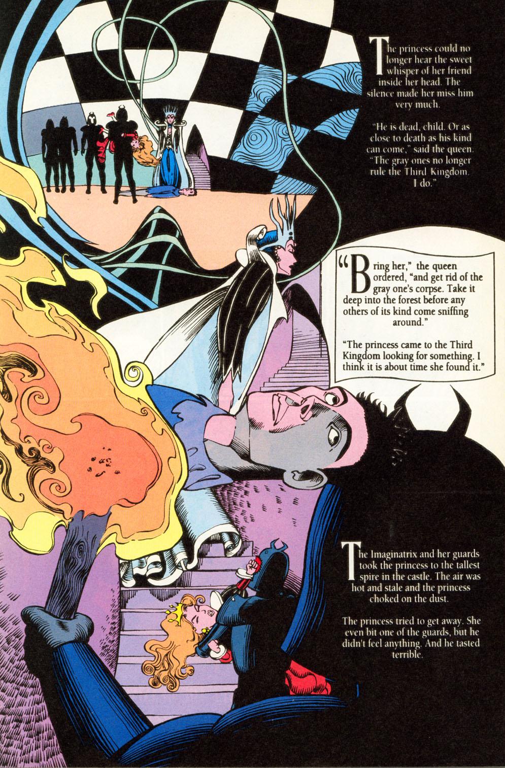 Read online Animal Man (1988) comic -  Issue #84 - 22