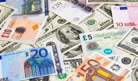 اسعار العملات الاجنبية والعربية اليوم