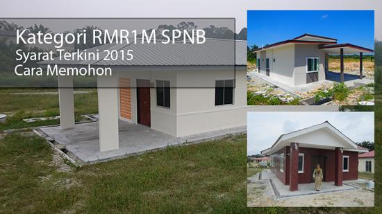 Kategori Rumah Mesra Rakyat 1Malaysia SPNB