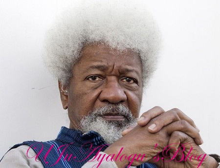 Nigerians More Unsecured Under Buhari, Economy Still Woeful - Soyinka Blasts, Says 2nd Term Calls Disgusting