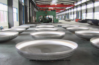 Stainless Steel Torispherical head was Exported to Malaysia