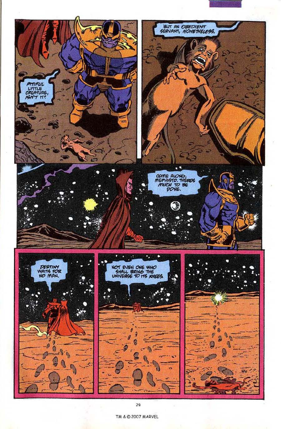 Read online Silver Surfer (1987) comic -  Issue #49 - 31