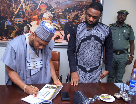 oladunni churchill hires praiz
