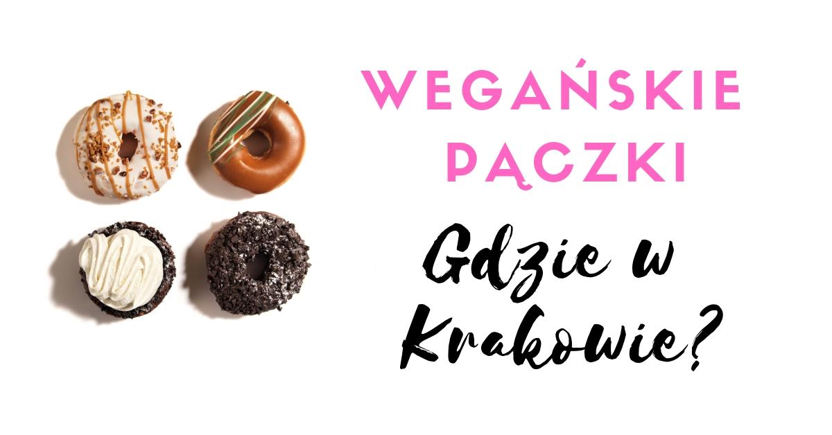 Kraków – wegańskie pączki [LISTA]