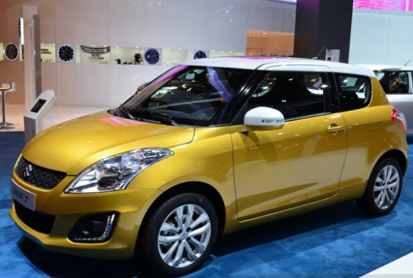 2017 Suzuki Swift Release Date and Price