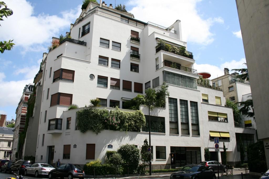 Extrêmement Blog de Phaco: Robert Mallet-Stevens, l'architecte dandy des années 30 WY13