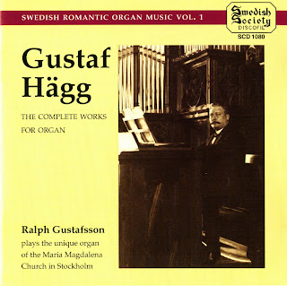 G.HÄGG: Complete Works for Organ