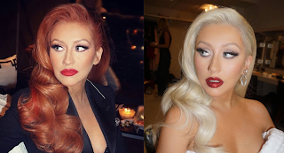 Christina Aguilera goes back to basics dyes hair blonde again. Details at JasonSantoro.com