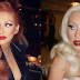 CHRISTINA AGUILERA GOES 'BACK TO BASICS' WITH BLONDE HAIR