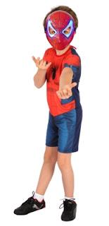 Fantasias infantis de Super Heróis