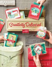 Shop the Stampin' Up! UK Autumn Winter Catalogue here