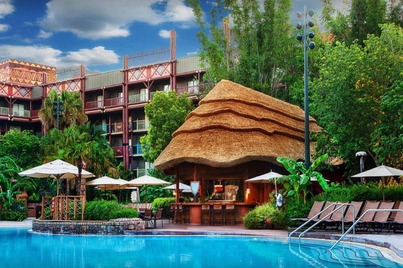 1. Disney's Animal Kingdom Lodge