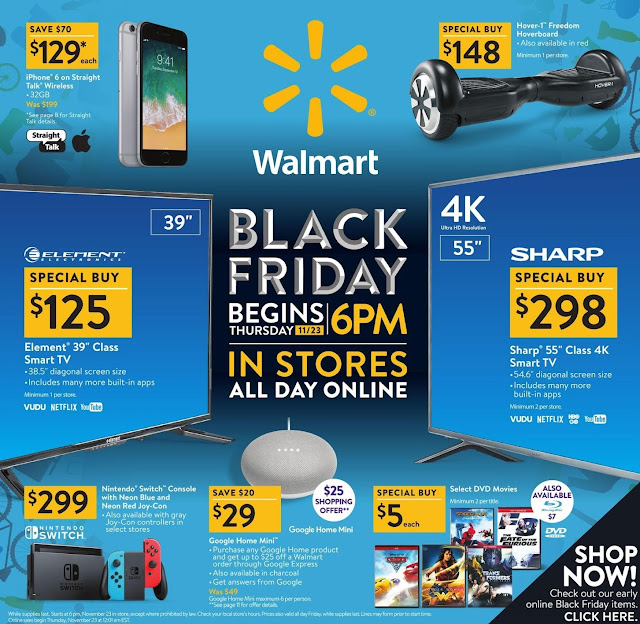 Walmart Black Friday 2017 Ad