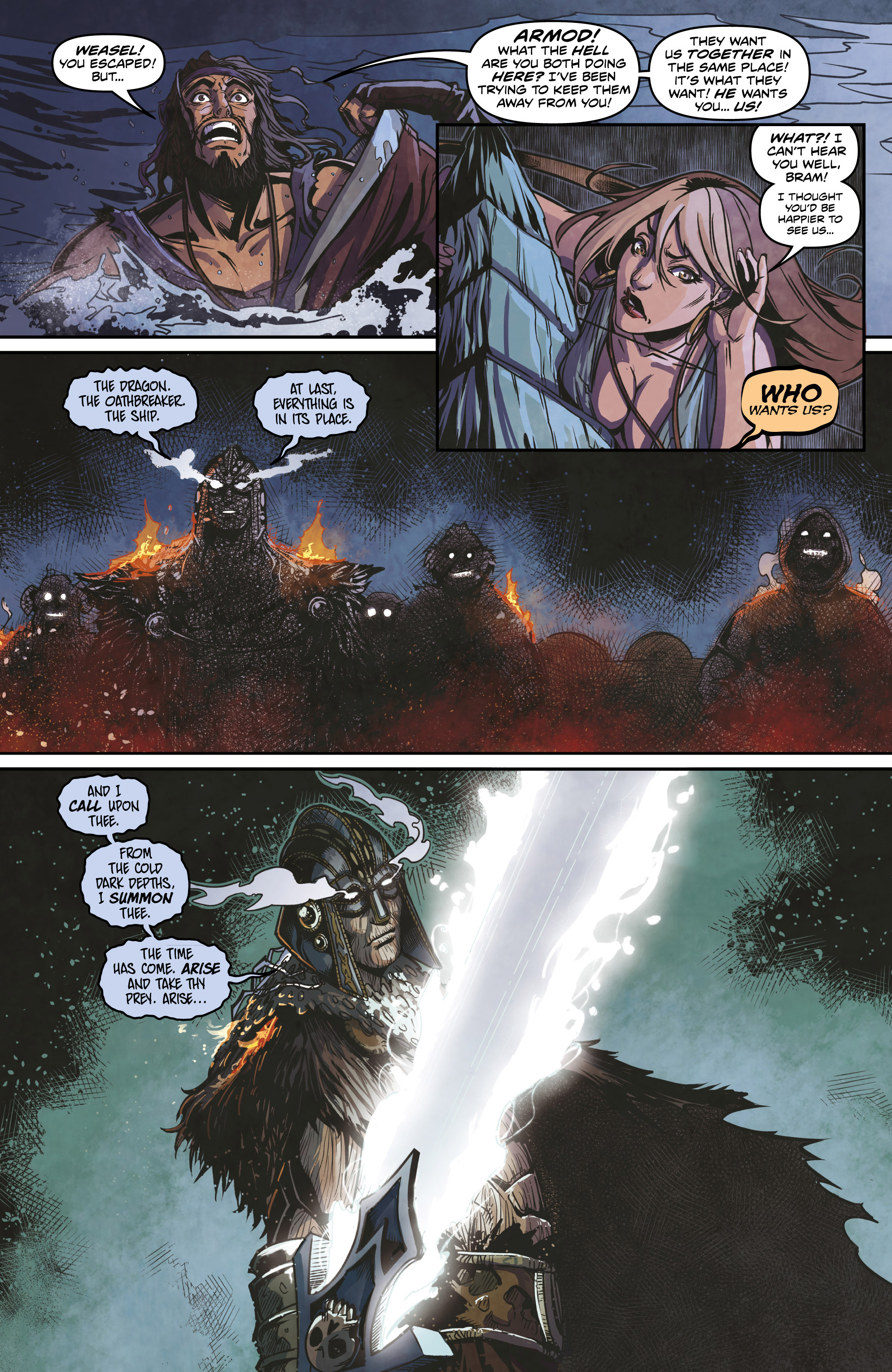Read online Rogues! (2014) comic -  Issue #4 - 25