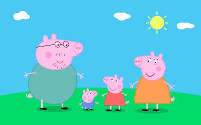 Los dibujos animados de Peppa Pig en Clan