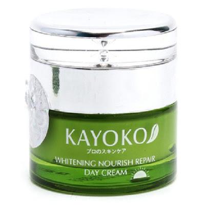 Kem dưỡng trắng da Kayoko Day Cream