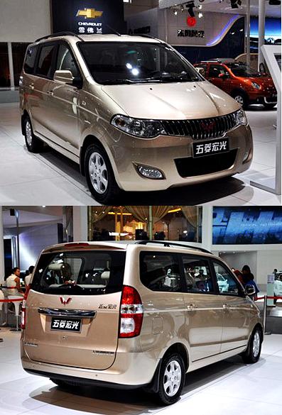 Giliran Mobil Cina Serbu Indonesia