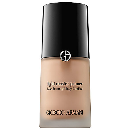Shelley Plummer, Polarbelle, beauty blog, beauty blogger, interview, First Look Fridays interview series, Giorgio Armani Beauty Light Master Primer