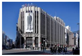 Isetan Department Store Japan
